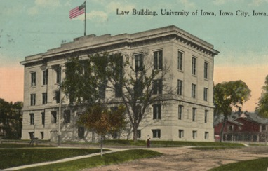 Law Building, University of Iowa
